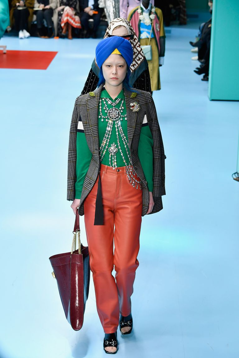 Gucci Fall 2018 Show Milan Fashion Week