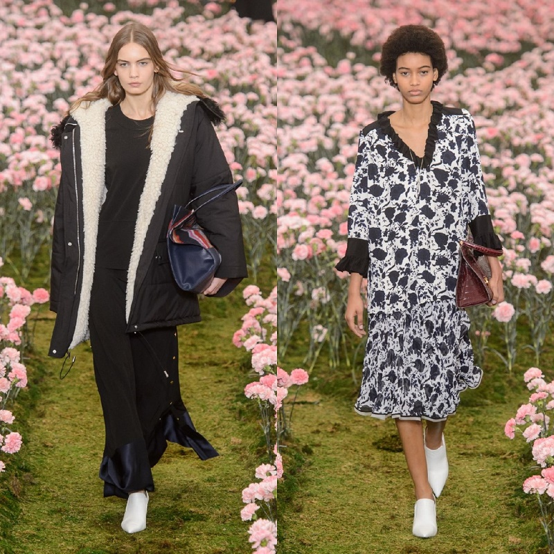 Tory Burch Fall 2018 Runway Show