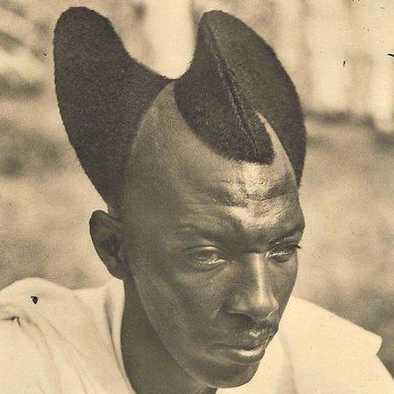 Amasunzu hairstyle Rwanda