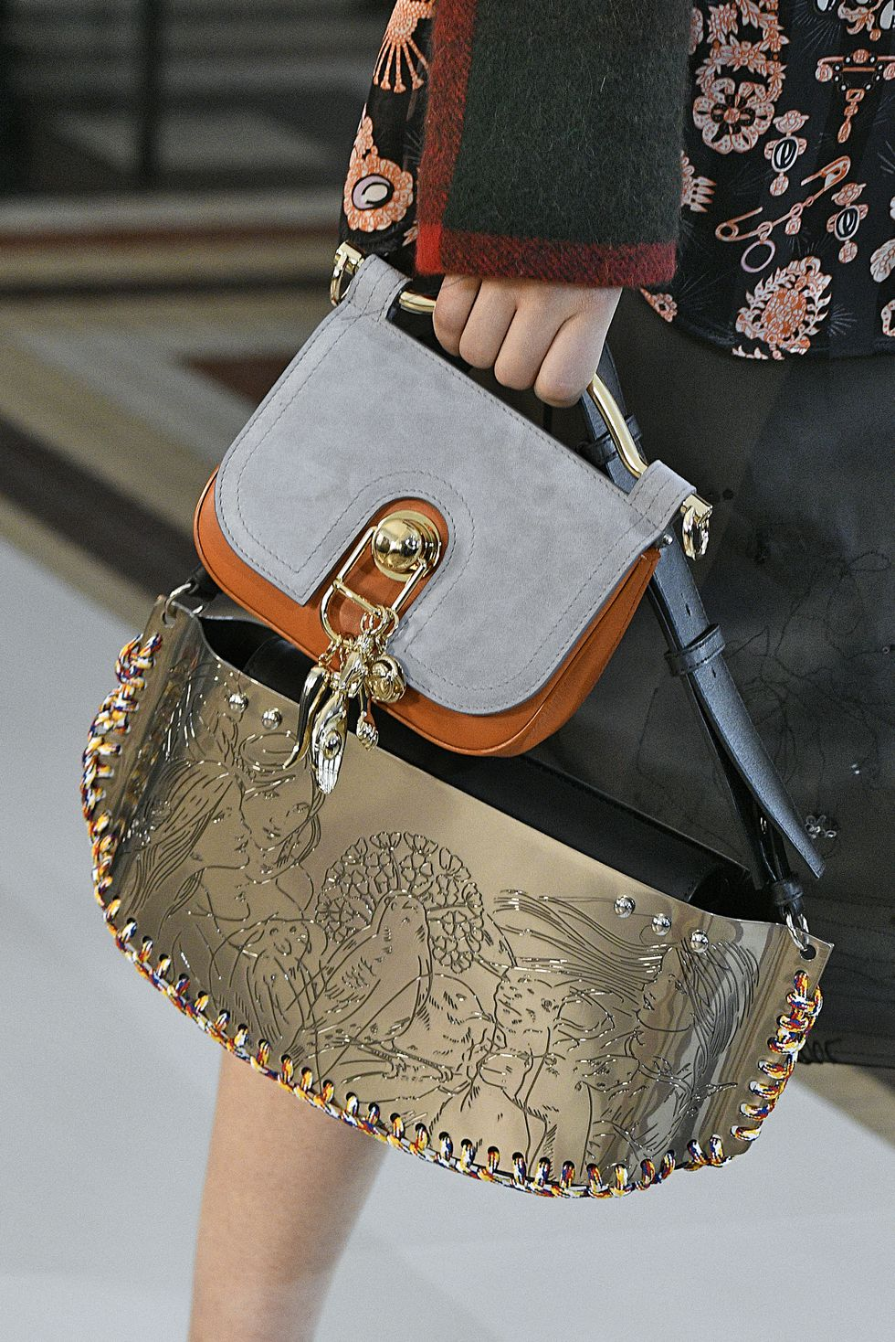 Handbags Paris Fashion Week
