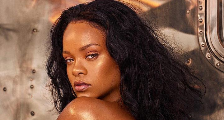 Rihanna Fenty Beauty Body Lava