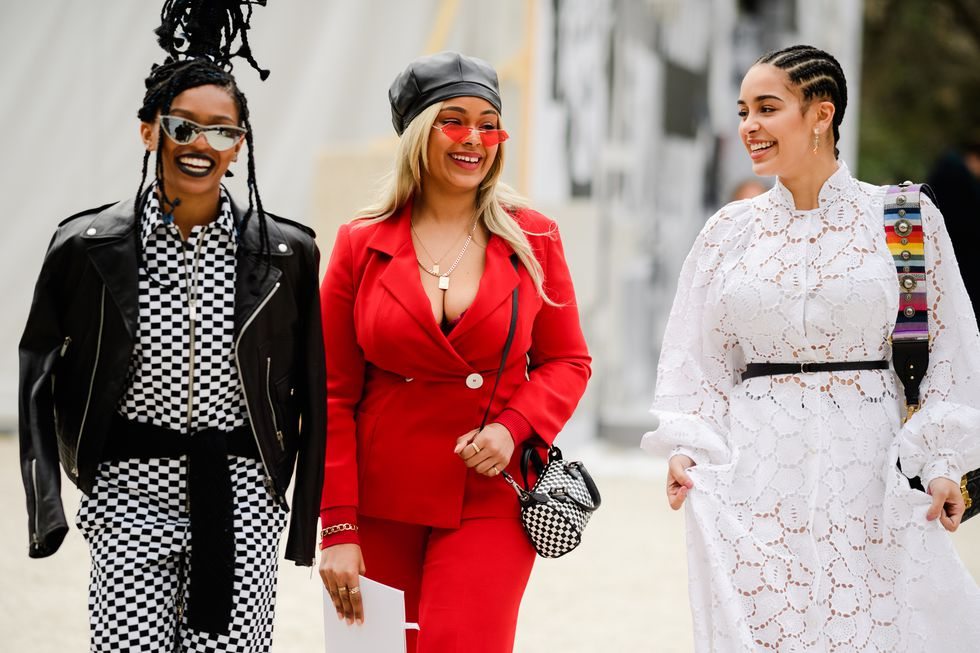 Street Style Paris Fashion Week Fall 2018