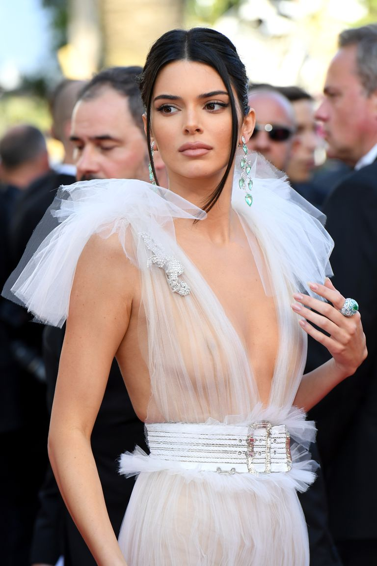 Kendall Jenner Naked Dress Cannes Film Festival 2018 05