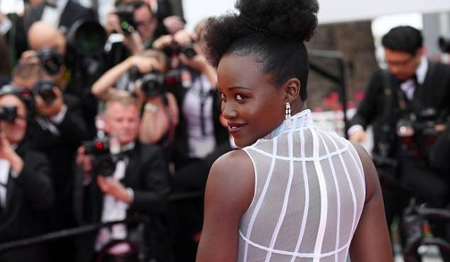 Lupita Nyong'o Dress Cannes Film Festival