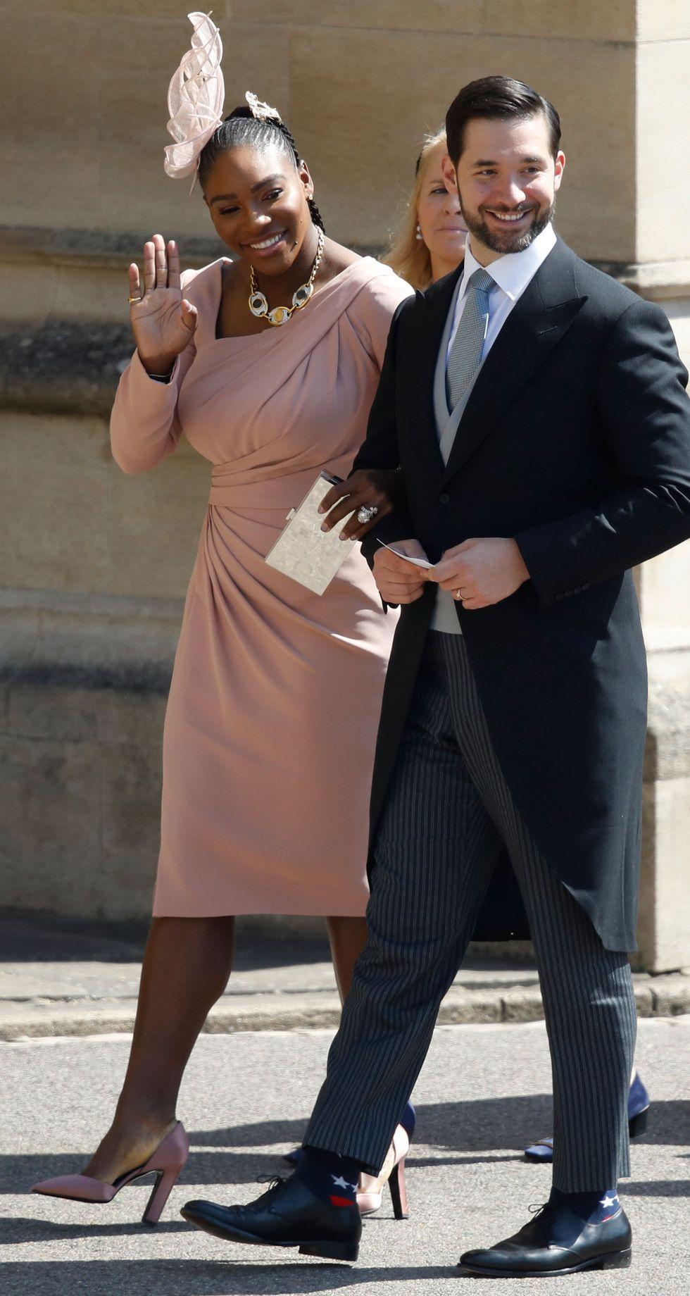 Royal Wedding A-List Guests Fashion