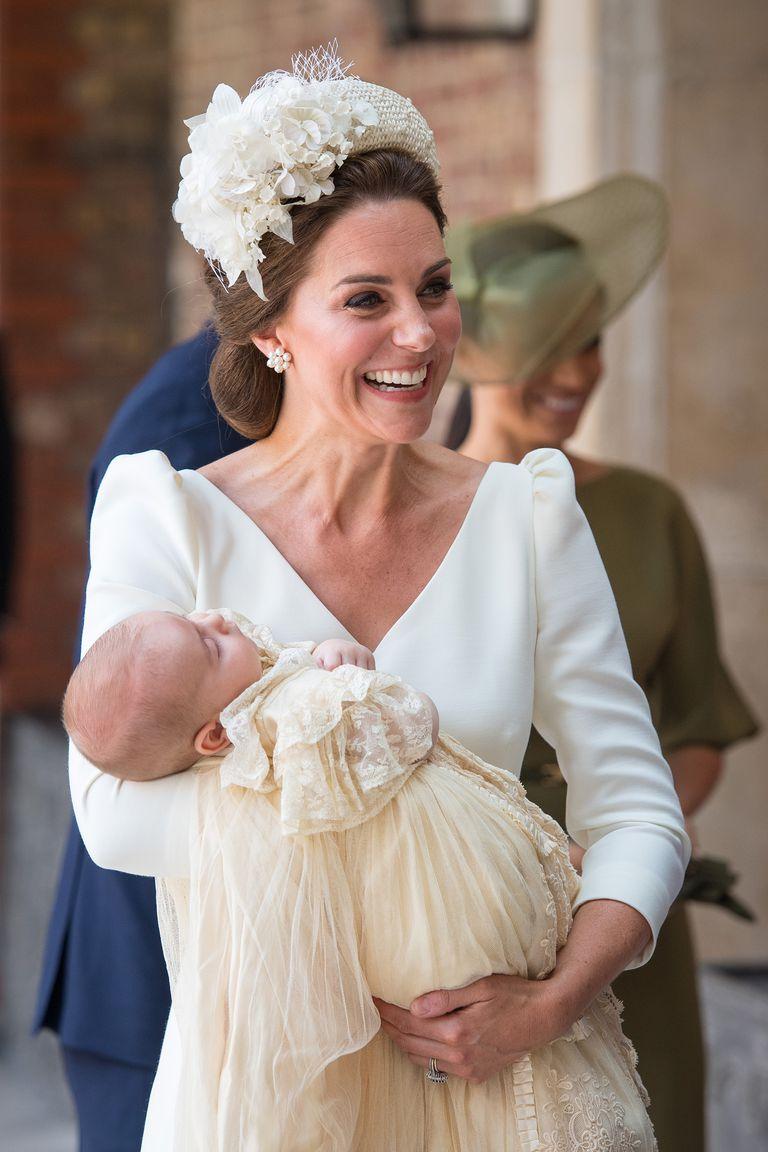 Kate-Middleton-Prince-Louis-Christening