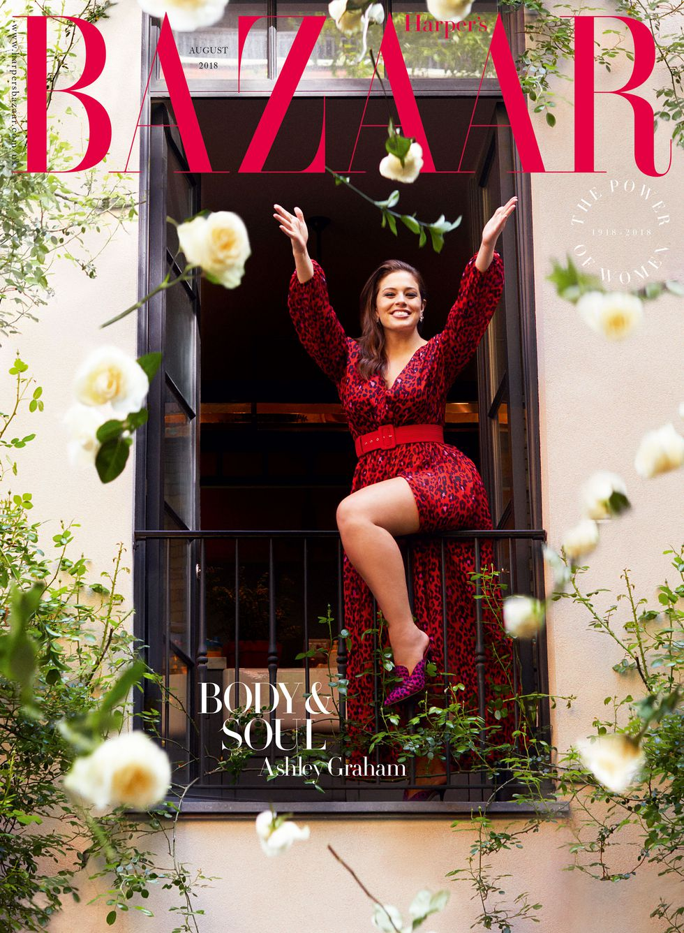 ashley-graham-harpers-bazaar-cover
