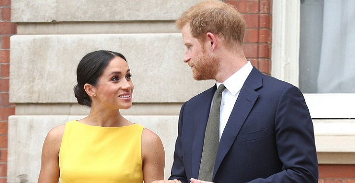 meghan-markle-yellow-dress-commonwealth-youth-event
