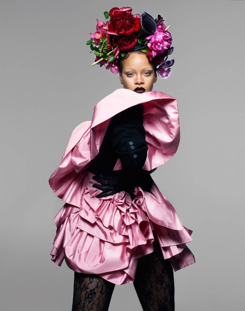 Rihanna-British-Vogue-September-cover
