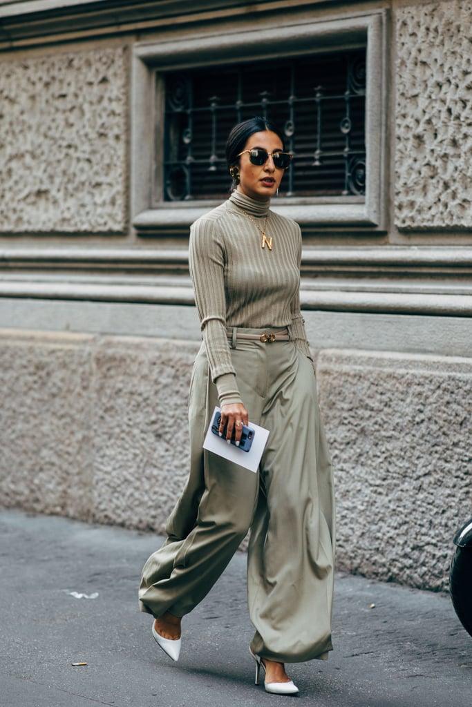 Milan Fashion Week Street Style SS19