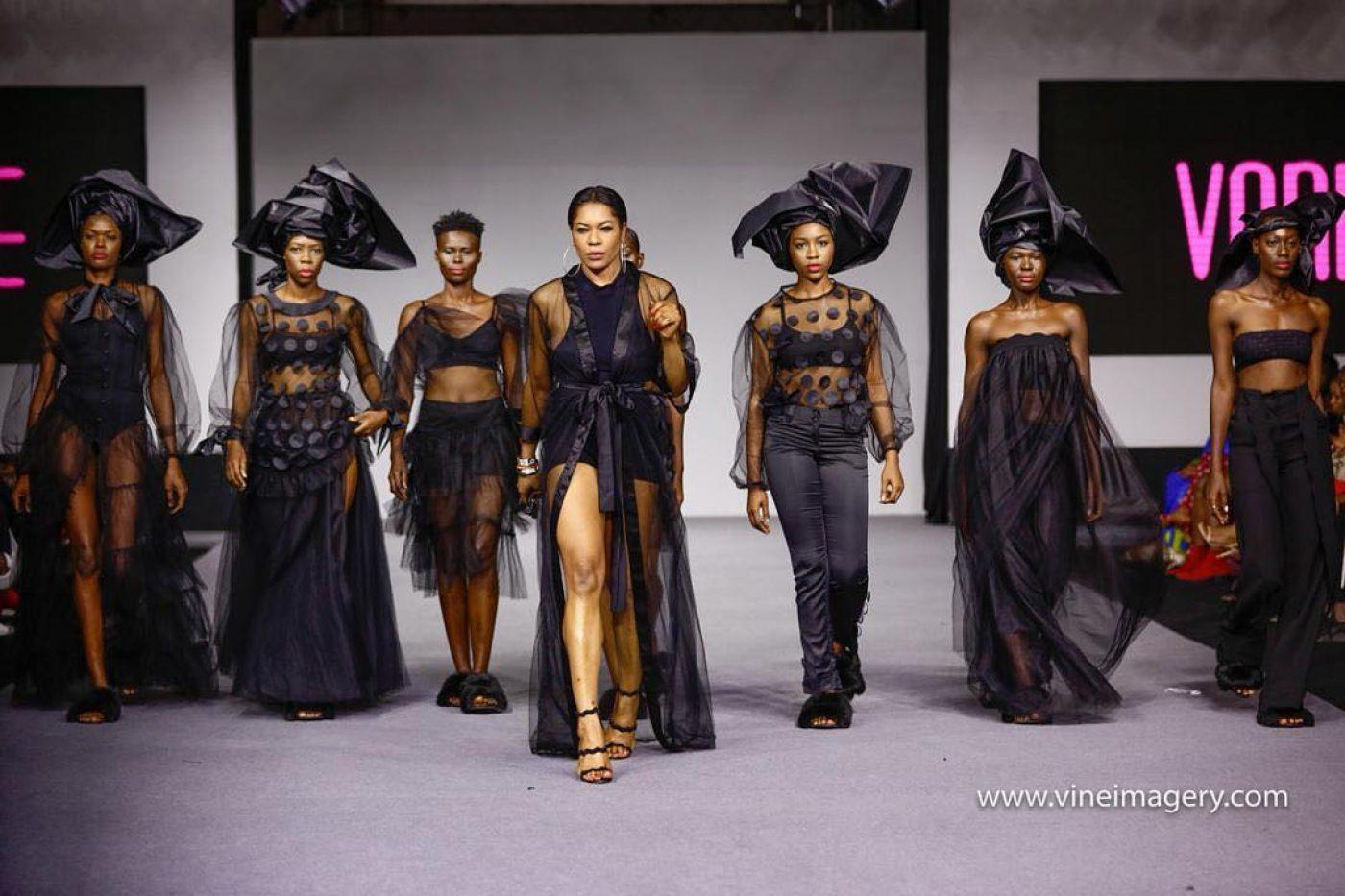 Runway Looks From Glitz Africa Fashion Week 2018