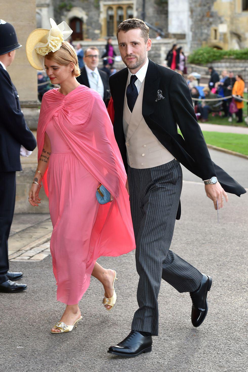 princess-eugenie-wedding-guest-arrivals-pixie-geldof-1051949416