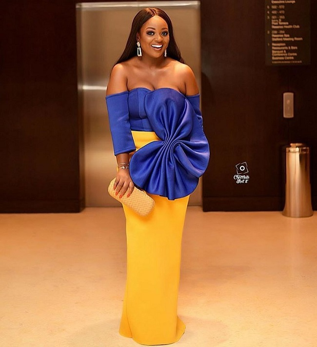 Red Carpet Jackie Appiah AFRIMA 2018