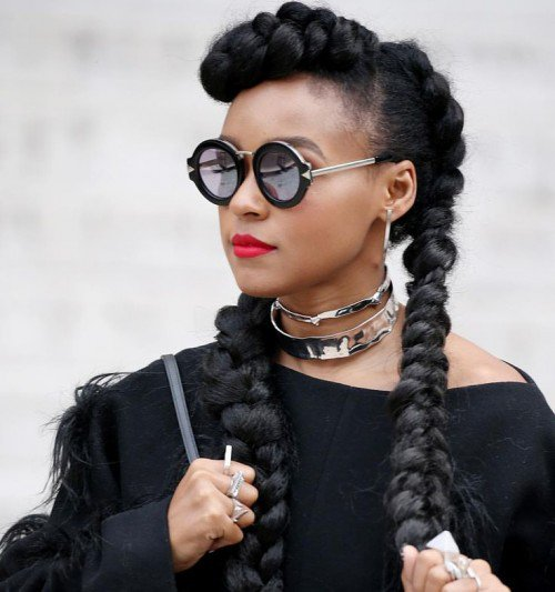 Hot-Hair-Trends-In-2019-Oversized-Braids-Hair