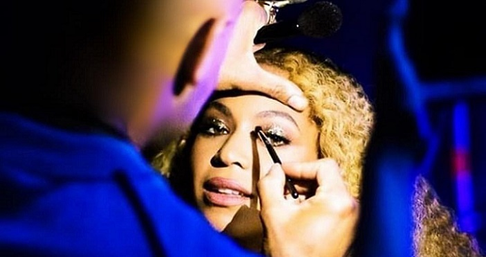Beyonce-Makeup-Artist-Sir-John