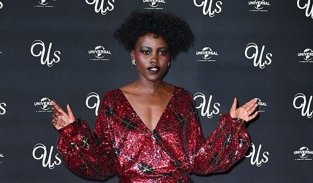 Lupita Nyong'o Us Premiere In London