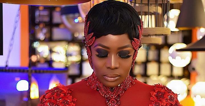Nana Akua Addo Glitz Africa Ghana Women Year Honours