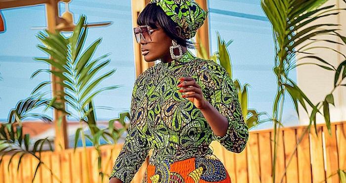 Nana Akua Addo Wear Ghana Campaign 2019
