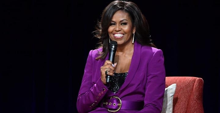 Michelle-Obama-Purple-Suit-2019