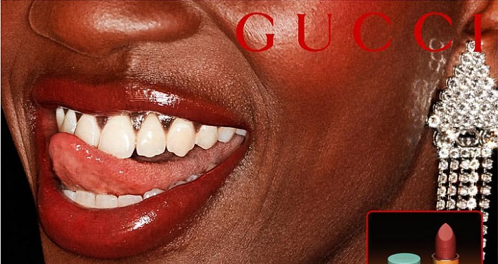 Gucci Beauty Lipstick Collection