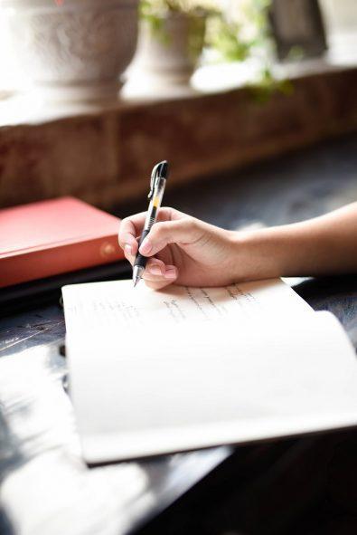 Writing Wedding Plan and Budget