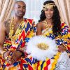 Louisa Fofie Ghanaian Traditional Wedding Dress