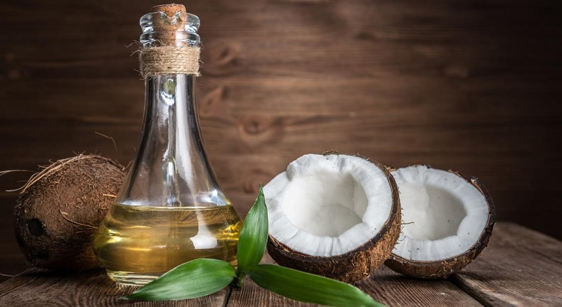 Coconut Oil for Beauty Routine