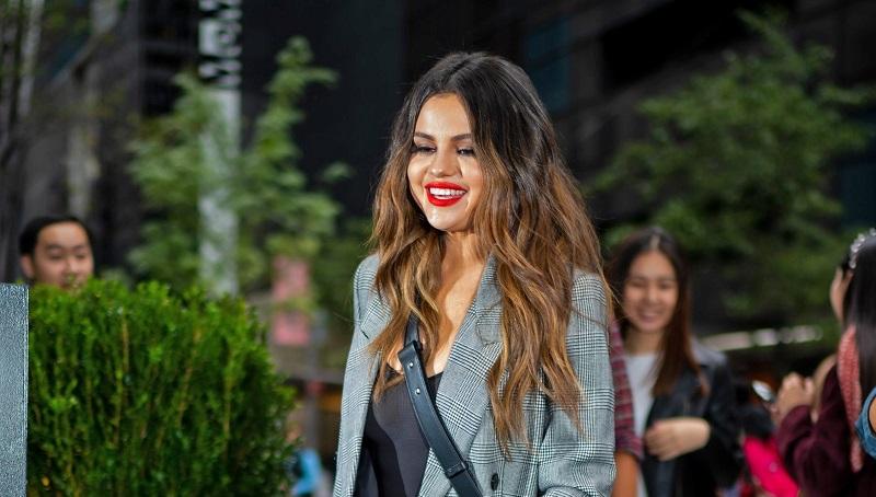 Selena Gomez Outfits New Singles Music Tour NYC