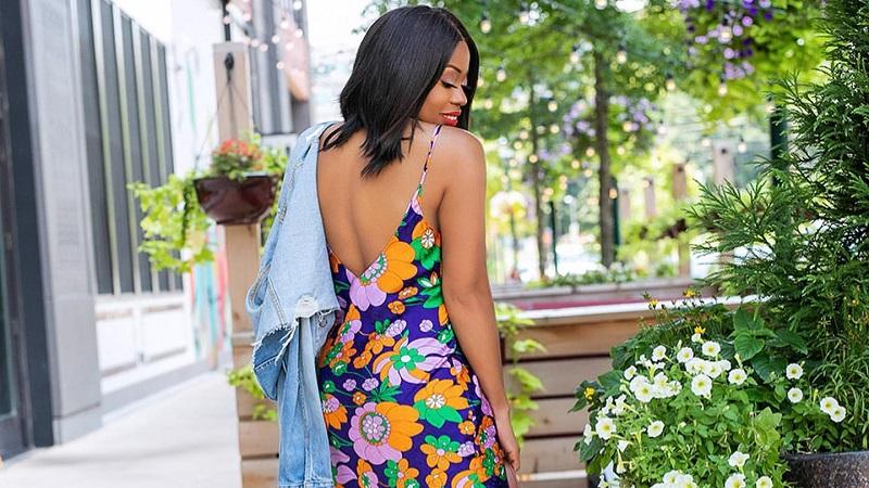 How Style a Slip Dress
