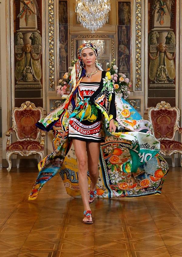 A Glimpse At The Dolce & Gabbana Alta Moda Virtual Show - FPN