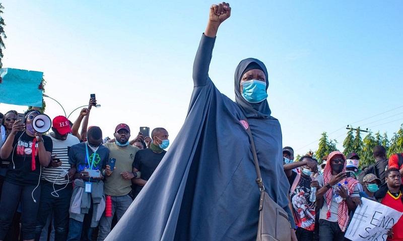 Nigeria EndSARS Police Brutality Protest