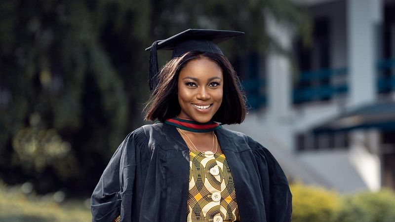 Yvonne Nelson Rang In Her 35th Birthday With A Master's Decree