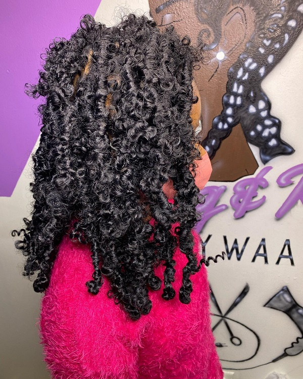 Butterfly Locs Hair Trend 2020