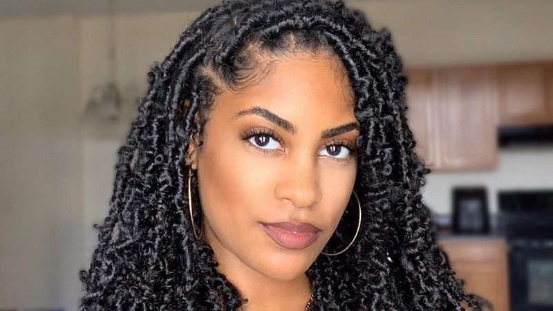 Butterfly Locs Hair Trend - Everything You Need To Know About Butterfly locs