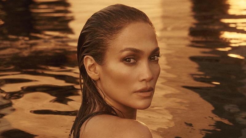 Jennifer Lopez Beauty Routine Video