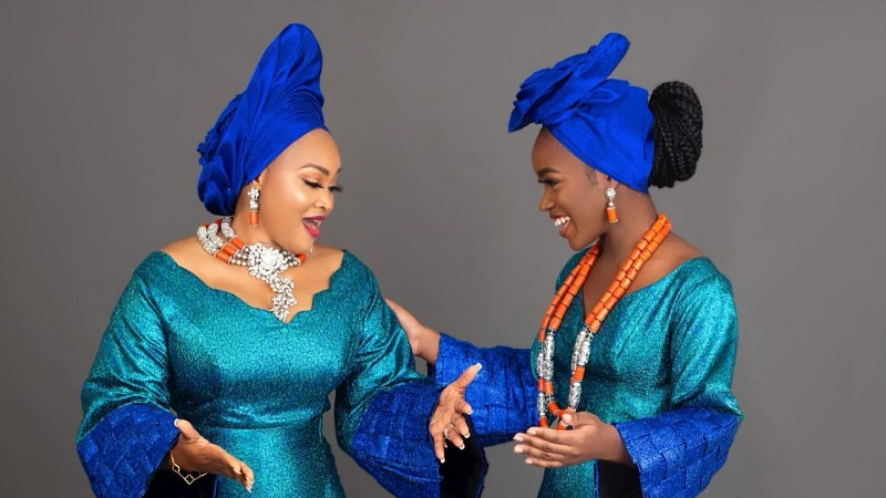 Mercy Aigbe 43 Birthday Celebration
