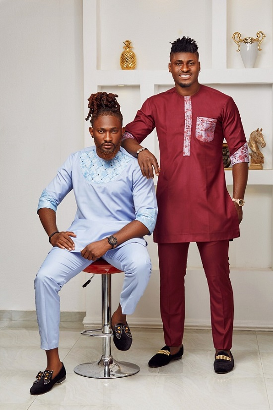 Menswear Brand, Wole Job Returns With a New Collection — Oni-Basket Reloaded
