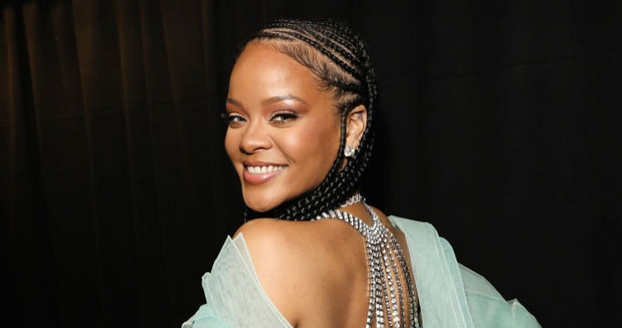 Rihanna Launching Fenty Hair Care Products