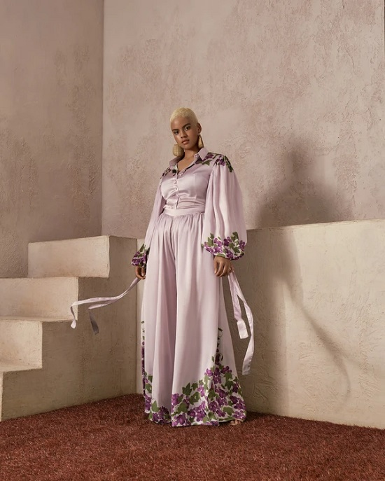 Andrea Iyamah's Harvest Collection Summer 2021