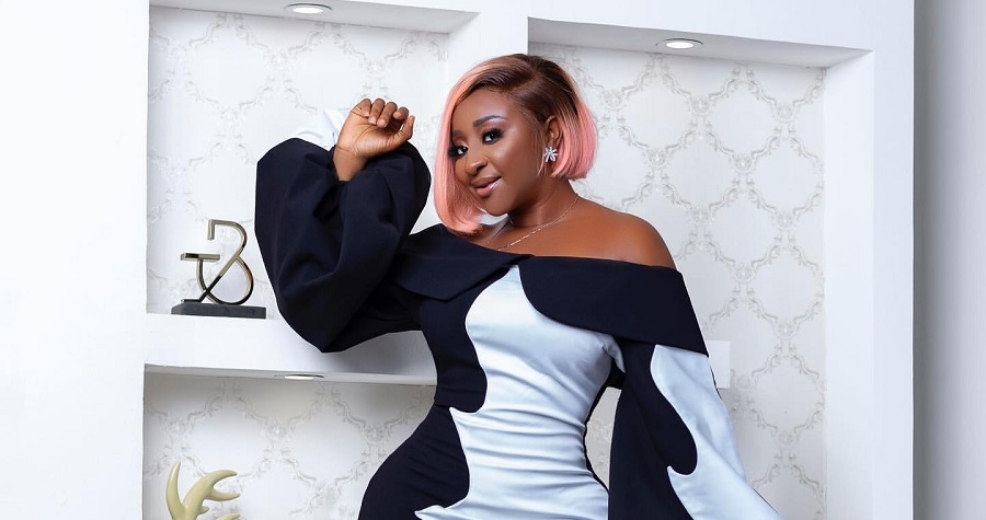 Ini Edo Celebrated her 39 Birthday