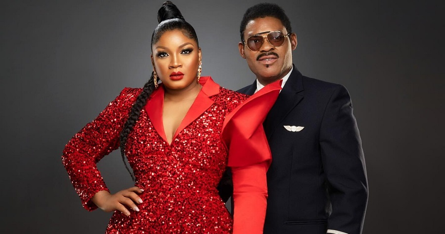 Omotola Jalade 25 Years Marriage Bliss Interview