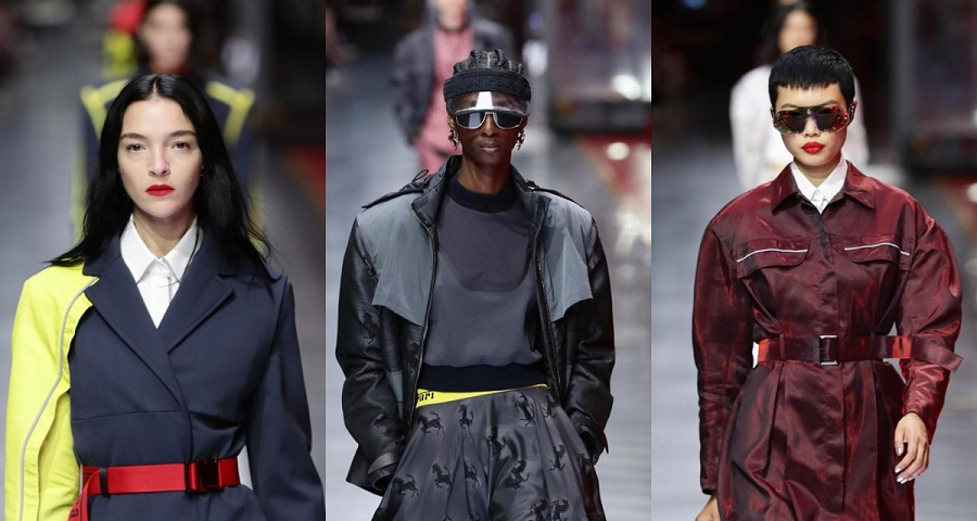 Ferrari Debut Fashion Collection