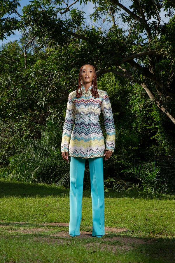 Hertunba's New Collection Was Inspired By The Future of Color