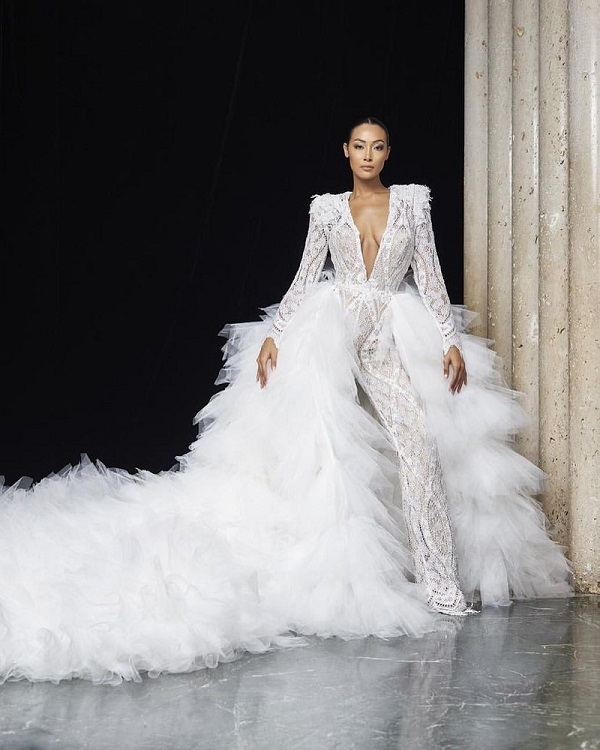 Ese Azenabor's 2022 Bridal Runway Presentation Of It's Dream Collection