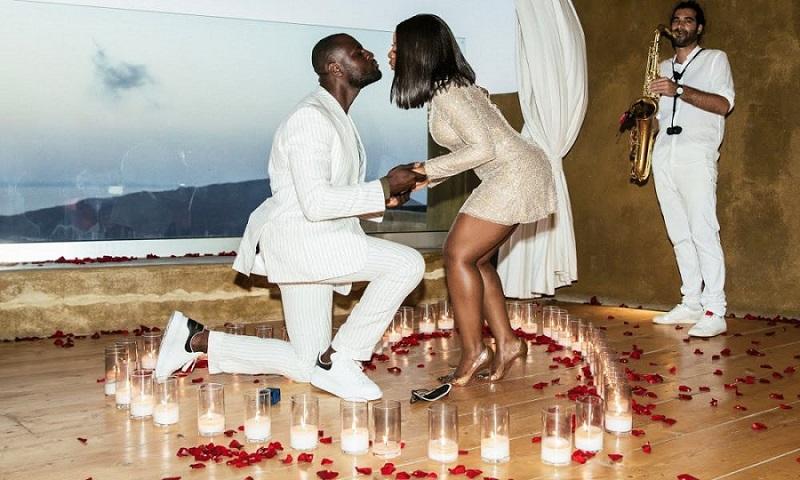 Jackie Aina Wedding Engagement Proposal