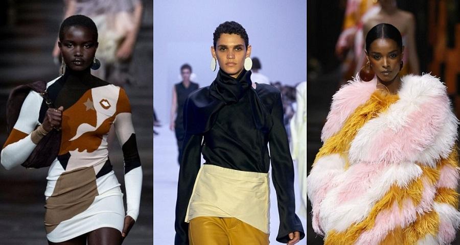 Best Runway Looks Milan Fashion Week ss22