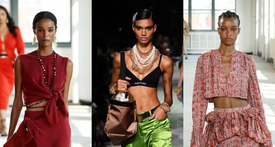 Runway Looks New York Fashion Week Spring 2022
