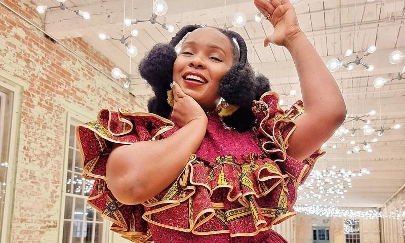 Yemi Alade Empress USA Tour
