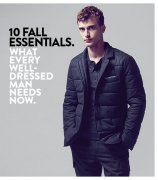 10 Fall Essentials For Every Well Dressed Man