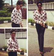 Nollywood celebrity who made us crave for short hair